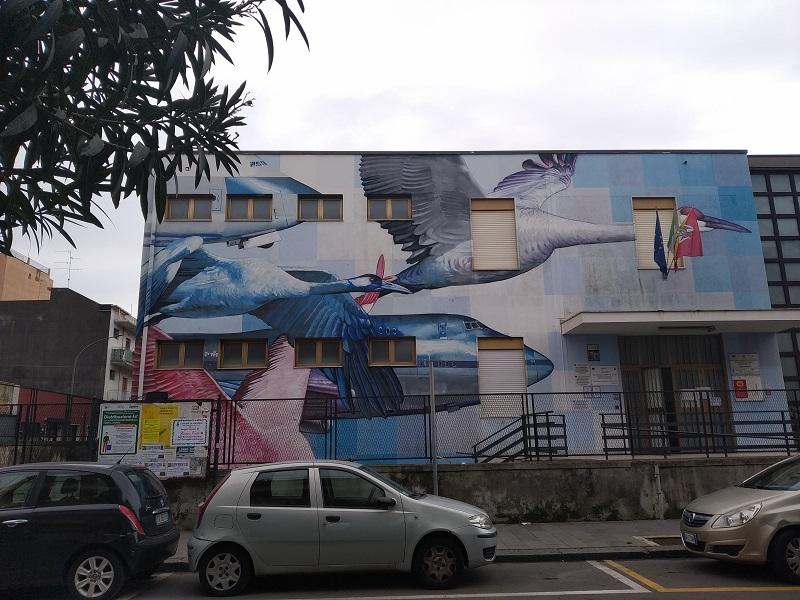Scuola Elementare Corso Vittorio Emanuele - Foto: Cavaleri Francesca Agata