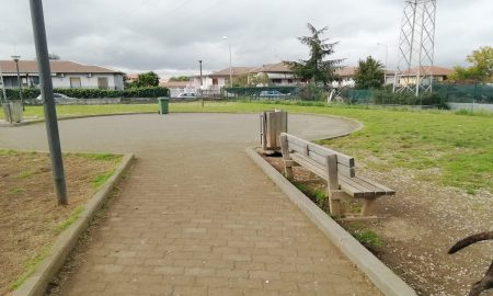 Area sgambamento: il cortile di ingresso - Foto: Cavaleri Francesca Agata