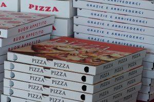 Giornata mondiale della pizza: scatole di pizza -Foto: Pixabay