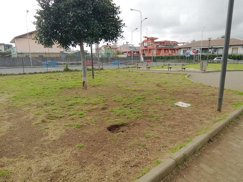 Area Sgambamento: tutta la zona dedicata agli animali - Foto: Cavaleri Francesca Agata