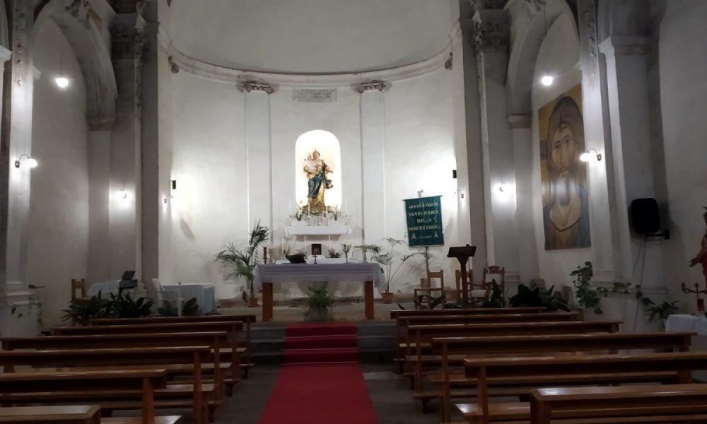 Chiesa Della Misericordia - L'interno e la Navata centrale - Foto: Cavaleri Francesca Agata