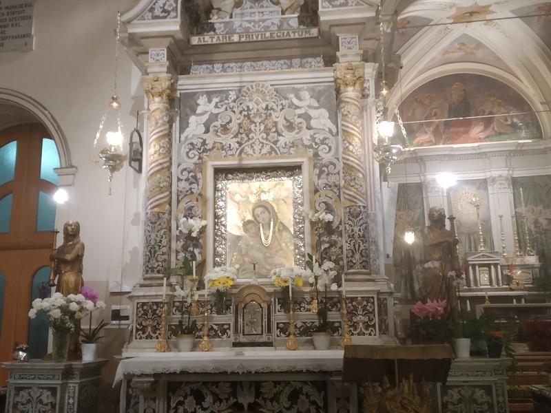 Madonna Di Valverde - Foto: Cavaleri Francesca Agata