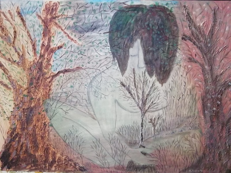 """Madre Terra"" - un quadro sulla natura - Foto: Cavaleri Francesca Agata"