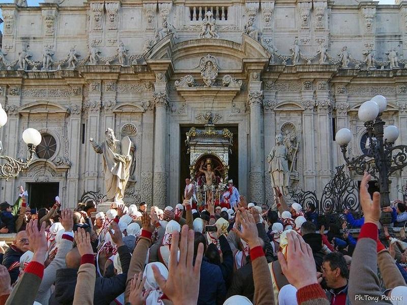 San Sebastiano all'uscita - Foto: Pagina ufficiale di Facebook