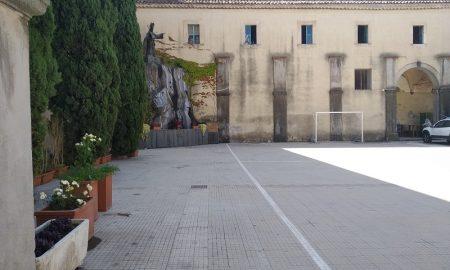 Messa giovane: il Chiostro - Foto: Cavaleri Francesca Agata