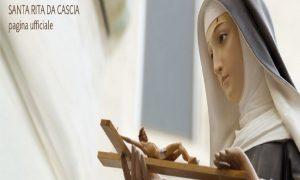 Santa Rita: il volto della Santa- Foto: Pagina ufficiale Facebook