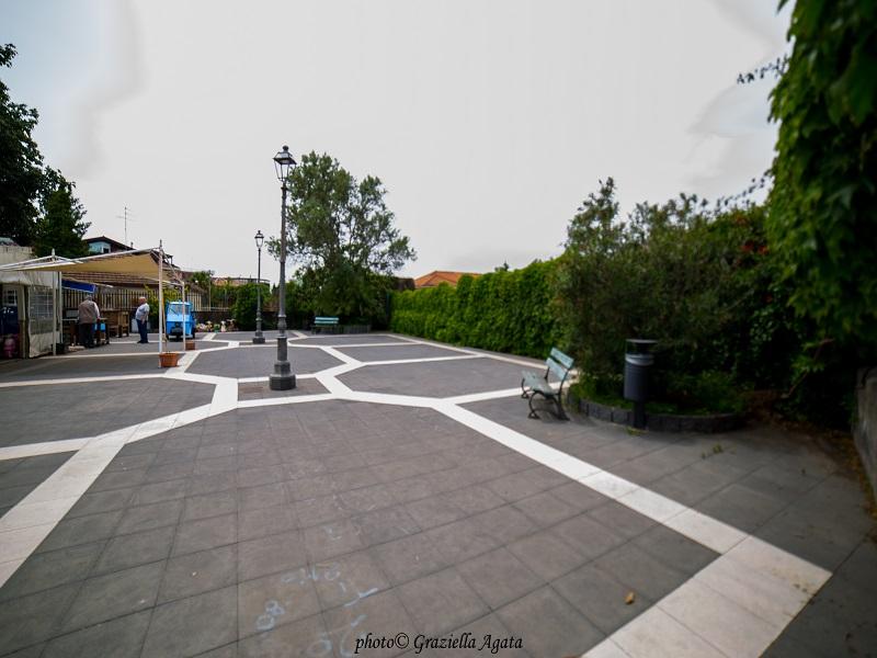 Piazze Valvedesi: Piazza Scelba- Foto: Graziella Agata