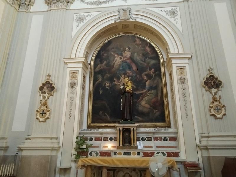 Percorso in dodici opere: San Nicola Da Tolentino- Foto: Cavaleri Francesca Agata