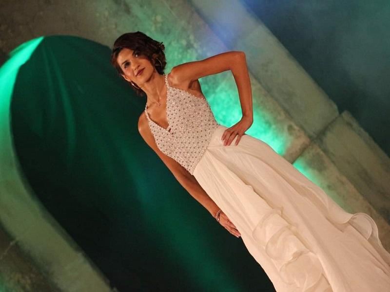 Federica Leonardi: Modella- Foto: gentile concessione dell'artista
