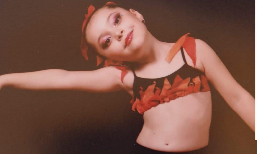 Gaia Fallica-la stella valverdese della danza-Foto: concessione famiglia Fallica
