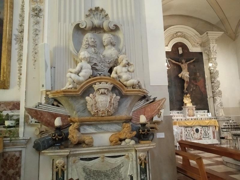 Percorso in dodici opere -Monumento Sepolcrale- foto Cavaleri Francesca