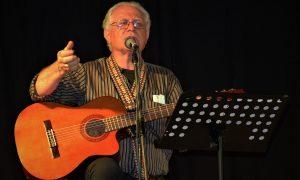 Sikellia: il cantautore Alfio Patti- Foto: Facebook