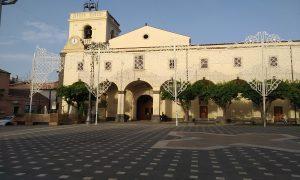 Passeggiate patrimoniali 2021: il Santuario e la Piazza di Valverde-Foto: Cavaleri Francesca Agata