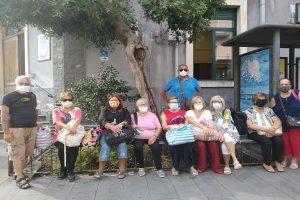 Gita Al Mare- Il gruppo in partenza- Foto: Cavaleri Francesca Agata
